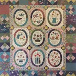 Miss Rosies Quilt / Anni Downs